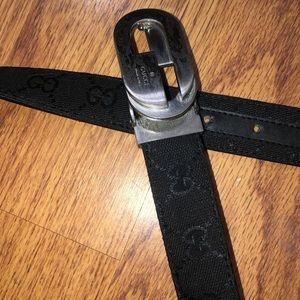 Men's Authentic Gucci belt size 48